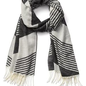 GAP | Cozy chevron scarf